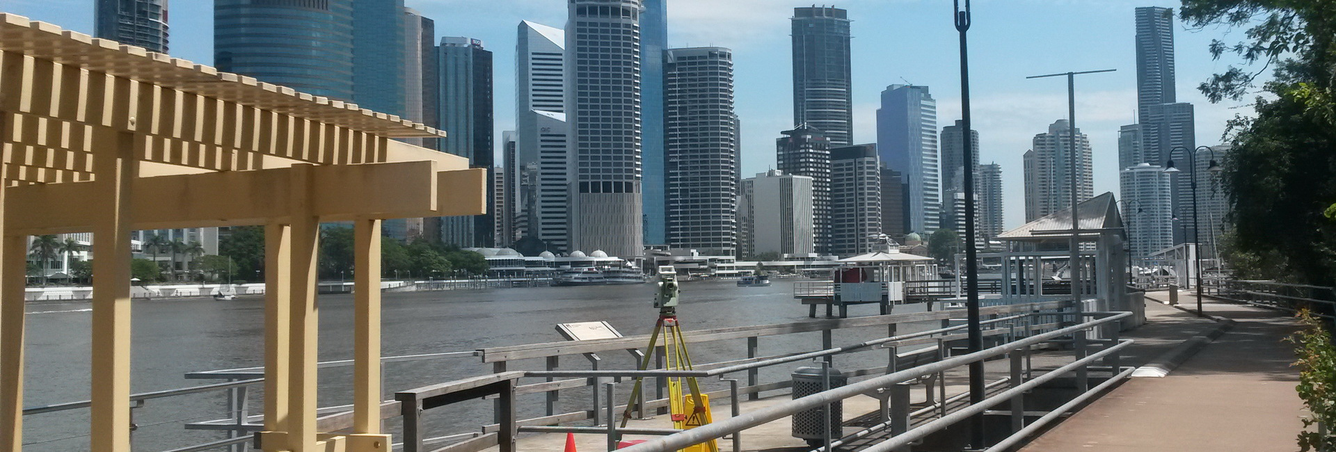 JFP Surveyors display proud involvement in ongoing Brisbane projects