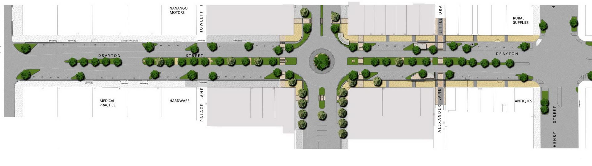 JFP Landscape Architects review Gladstone project plans