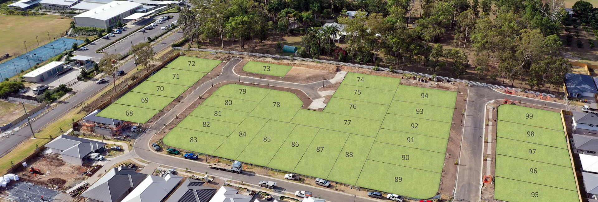 JFP Spatial Services delivering to new Sunshine Coast projects